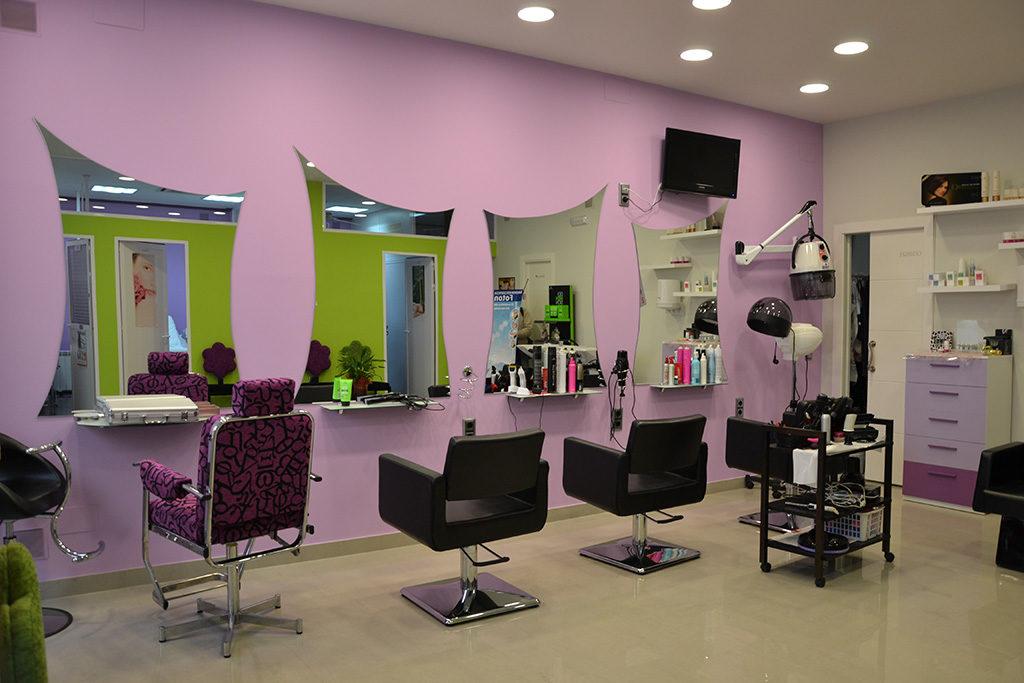 Tarjetas de presentación para peluquería » Tarjetas Wilson